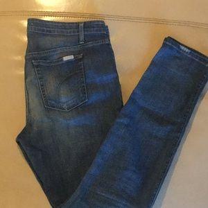 EUC Joe's skinny mid rise jeans